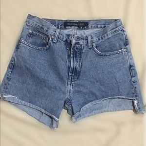 Nautica High Waisted Shorts!